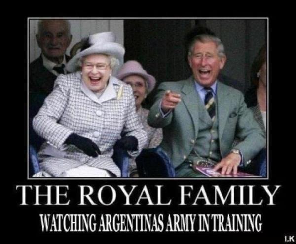 Malvinas: ¿Porque el hundimiento del Belgrano, decidido por Thatcher en un almuerzo sorprende mas que la guerra misma decidida por Galtieri borracho en una sobremesa?