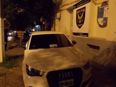 Audi 1 de Gabriela Garrone  funcionaria de Bienestar Social de la Municipalidad de EScobar
