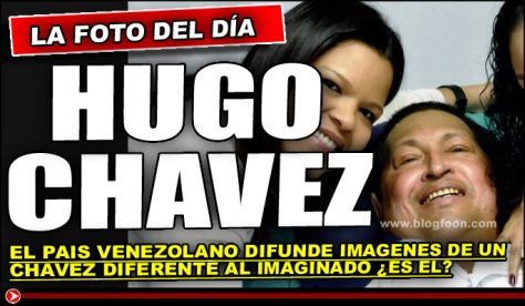 Hugo Chavez fotos ultimas de su enfermedad