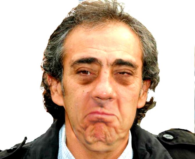 Sandro Guzman anuncia que dejará de ser un farsante a principios de 2015