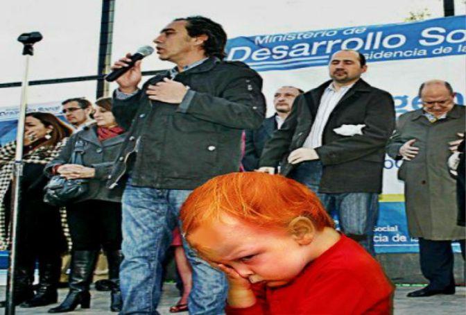 Sandro Guzman podría estar trabajando para el Municipio de Escobar