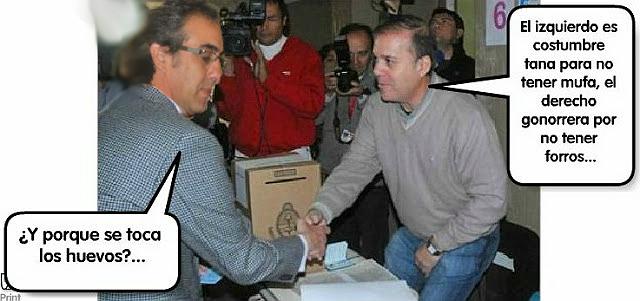 Se inician las pruebas de selección de matones y pendencieros para fiscales de las próximas elecciones