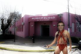Sandro Guzman, Intendente de Escobar