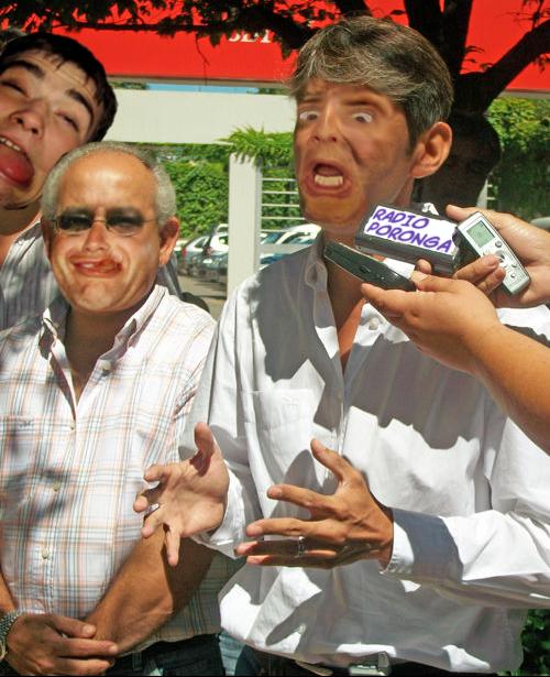 Con la Selección Argentina de Ciegos jugando en Escobar se completa el plan del Gob. Nac & Pop. de que los discapacitados sean los principales protagonistas de la Gestión Guzman