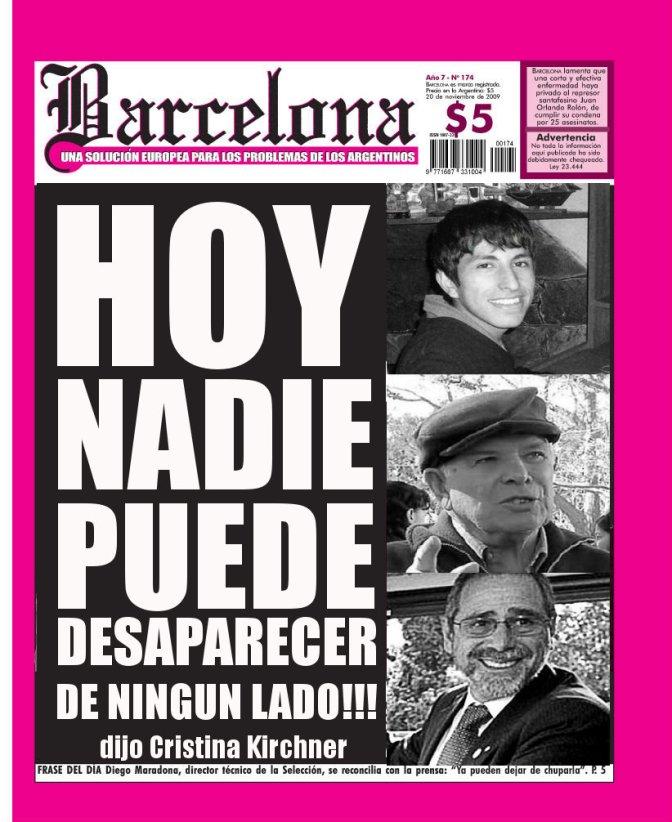 La desaparición de Ricardo Jaime hace que Barcelona publique un suplemento explicando sus chistes