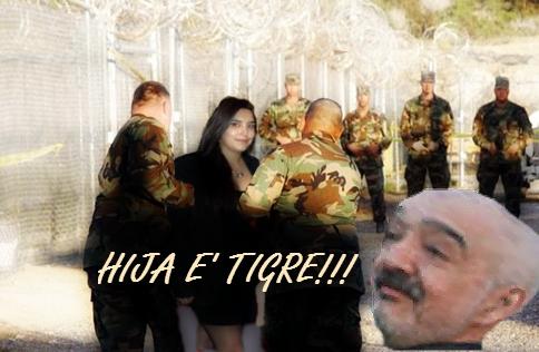 Empresario de Escobar envía a su hija a la prisión de Guantánamo para que aprenda inglés
