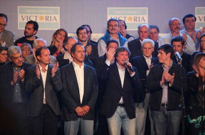 Boudou agradece el apoyo de los argentinos y les promete más corrupción.
