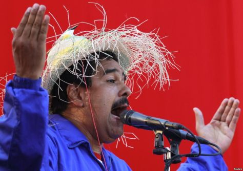 maduro venezuela humor politico
