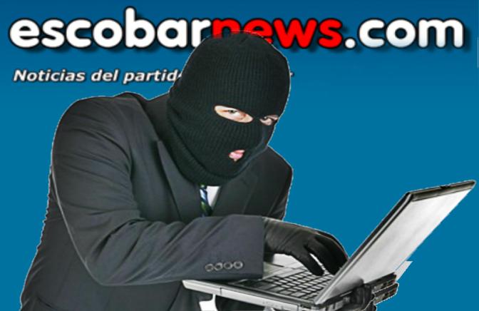 Siguiendo nuevos lineamientos de marketing Escobar News no aceptará amigos de Facebook sin prontuario.