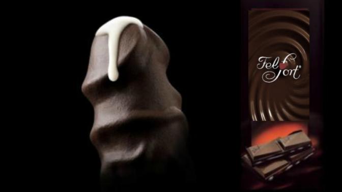 Testamento de Ricardo Fort obliga a Felfort vender chocolate con sabor a su semen.