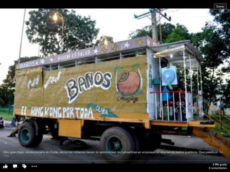 ibaños cubanos privados