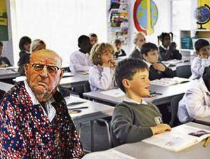estudiantes fracaso escolar humor politico