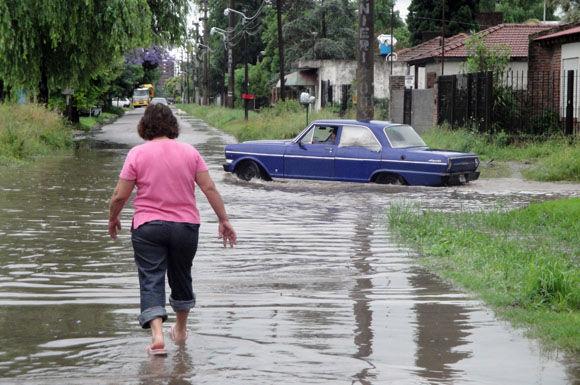 Sorprenderá nuevamente al Municipio de Escobar la inundación que baja por el Paraná