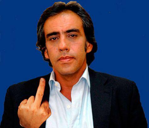 Sandro Guzman humor escobar diputadofrente renovador massa